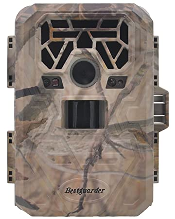 Amazon.com : XIKEZAN NO Glow 1080P Trail & Game Camera Waterproof ...