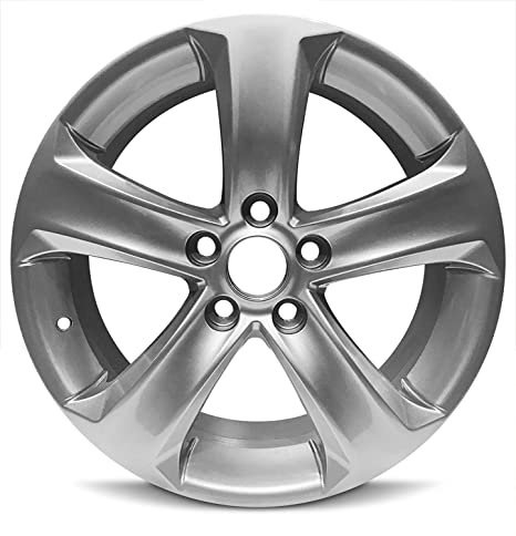 amazon new toyota rav4 17 inch 5 lug alloy oem replica Crz Spare Tire amazon new toyota rav4 17 inch 5 lug alloy oem replica replacement silver wheel rim 17x7 5x4 50 426110r150 4261142410 automotive