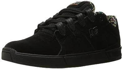DC Men's Maddo Skate Shoe, Black Camo, ...