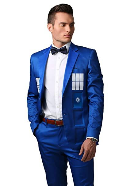 Amazon.com: funcominc Doctor Who Tardis impresión DE Slim ...