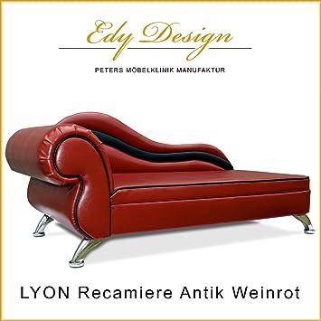 Hundesofa LYON Recamiere XXL Luxus: Amazon.de: Haustier
