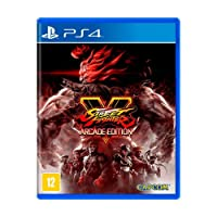 Street Fighter V Arcade Edition Br - 2018 - PlayStation 4