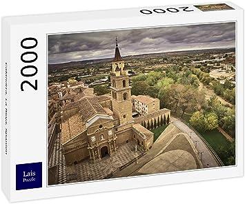 Lais Puzzle Calahorra, La Rioja, España 2000 Piezas: Amazon.es: Juguetes y juegos