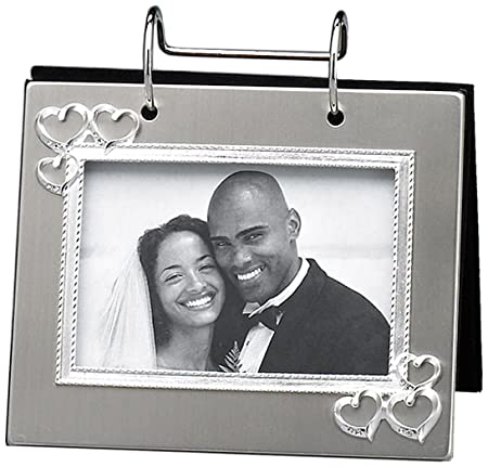 Fetco Home Decor Wedding Open Hear Photo Flip Album Amazoncouk