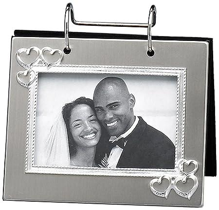 Fetco Home Decor Wedding Open Hear Photo Flip Album Amazoncouk