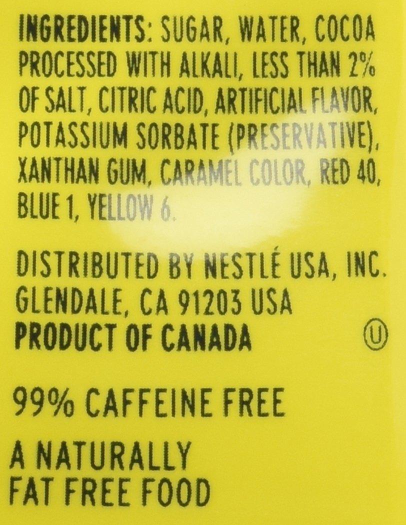 Nestle Nesquik Chocolate Syrup 22 oz: Amazon.es: Alimentación y bebidas
