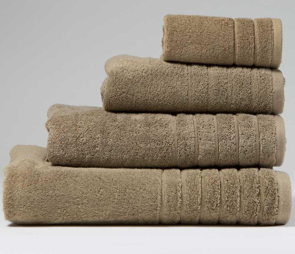 4 Piece Set linenHall 650gsm Teal Towel Bale