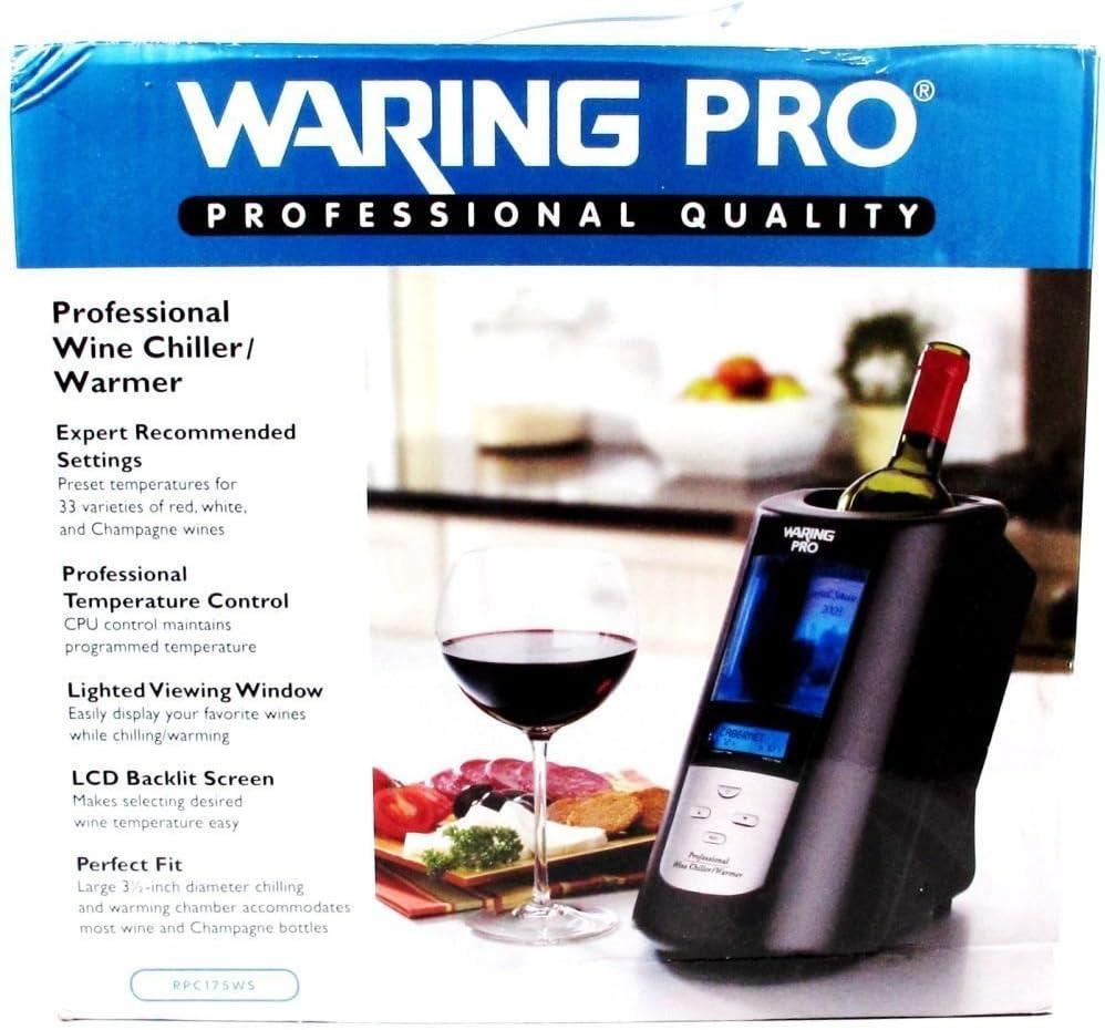 Waring Pro Professional Wine Chiller//Warmer