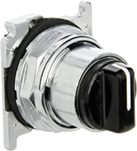 3 Position 1NO//1NC RADWELL VERIFIED SUBSTITUTE 10250T21KB-SUB SELECTOR Switch MAINTAINED 30MM SELECTOR Switch