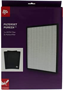 Dirt Devil 0250022 Filter Kit for Air Purifier AC250 HEPA and Anti-Odour