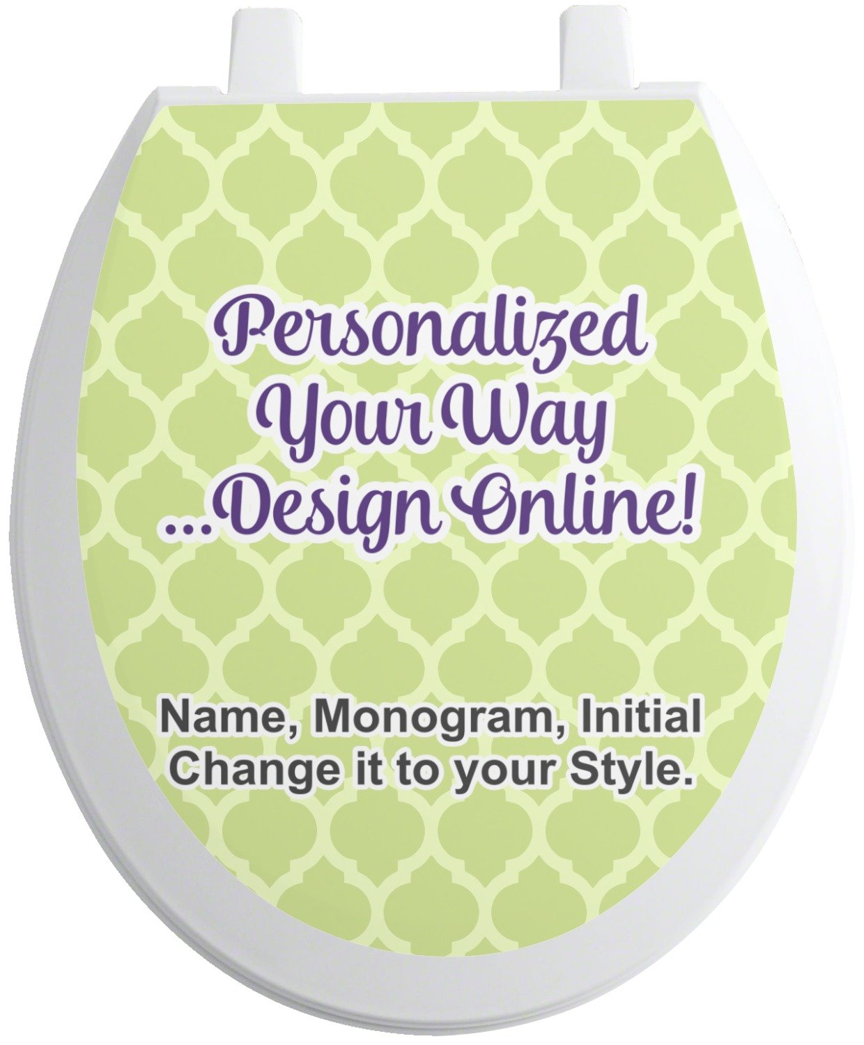 682ad59ab00 ... RNK Shops Personalized Toilet Seat Decal - Elongated Mom Innovations ...