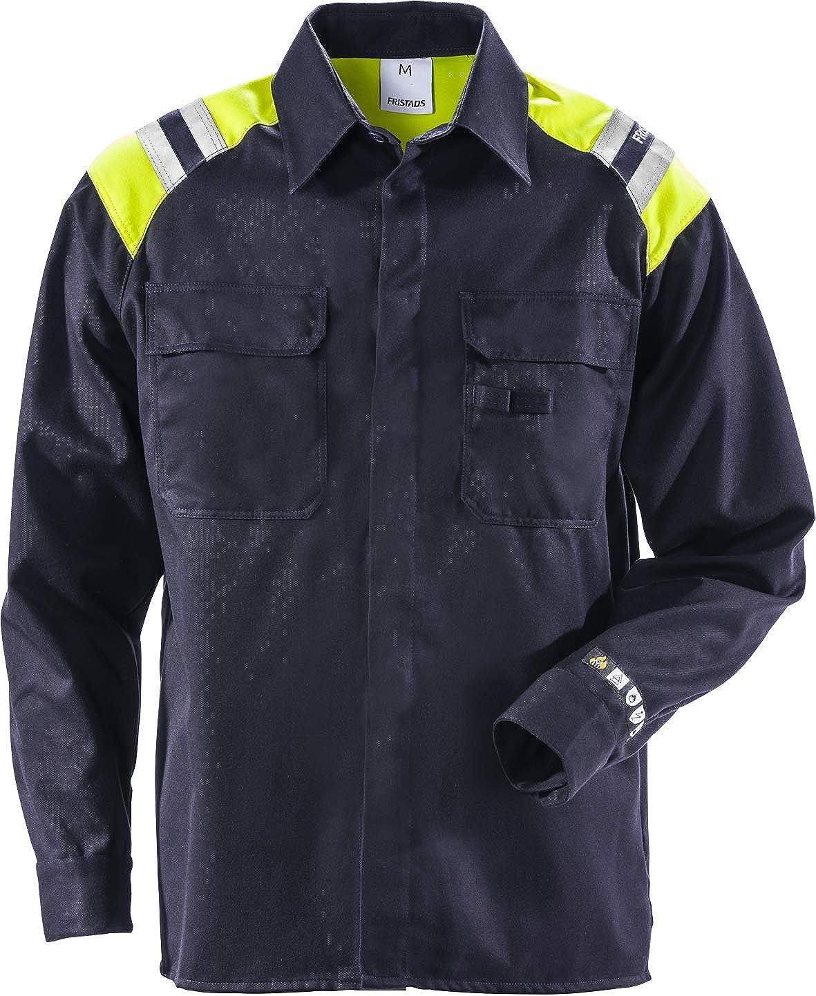 Fristads Workwear 109425 - Camisa ignífuga para hombre Azul ...