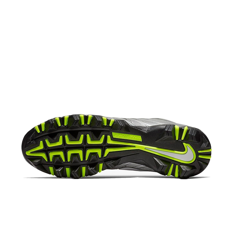 promoción precios baratass lindos zapatos Fútbol americano Botas Nike Alpha Menace Shark W 899372-001 ...
