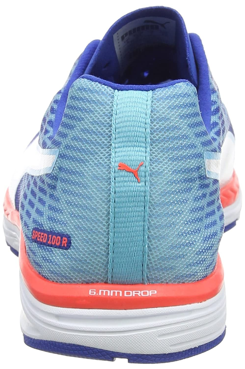 Puma Speed 100 R Ignite, Chaussures Multisport Outdoor Homme, Bleu (Lapis Blue-NRGY Turquoise-White), 41 EU
