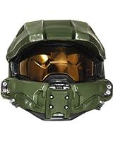 Disguise Men's Master Chief Adult Light-up Deluxe Helmet