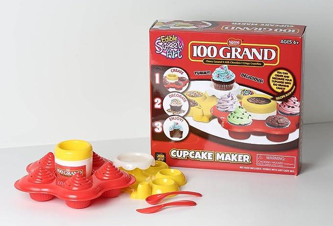 Amazon.com: Amav 100 Grand para cupcakes juguete actividad ...