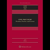 Civil Procedure: Doctrine, Practice, and Context (Aspen Casebook Series) (English Edition)