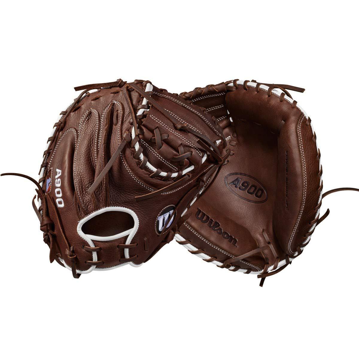 最新作 Wilson - A900 キャッチャーズ - 34インチ B07JH3B9ZS ベースボールミット - 34インチ B07JH3B9ZS, 美食街道:4d85da4c --- a0267596.xsph.ru