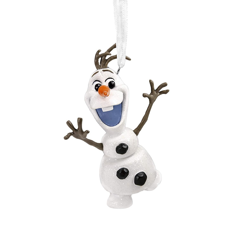 Hallmark Christmas Ornaments  Disney Frozen Olaf Ornament