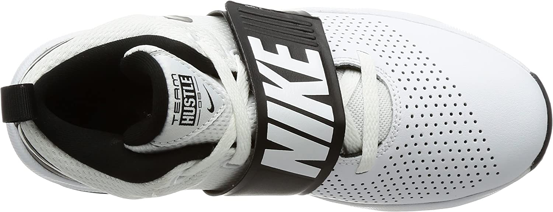 GS Nike Team Hustle D 8 Zapatillas para Ni/ños
