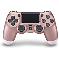 Dualshock 4 Wireless PS4 Controller: Rose Gold for Sony Playstation 4
