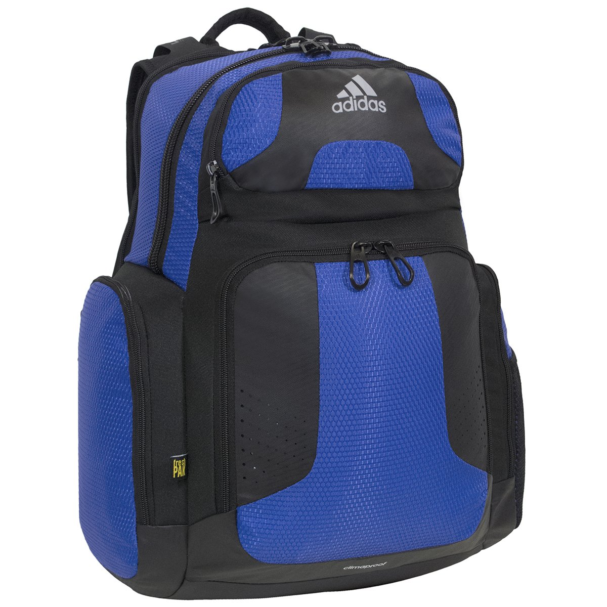 adidas Strength Backpack Black One Size Agron Inc (adidas Bags) 5136515