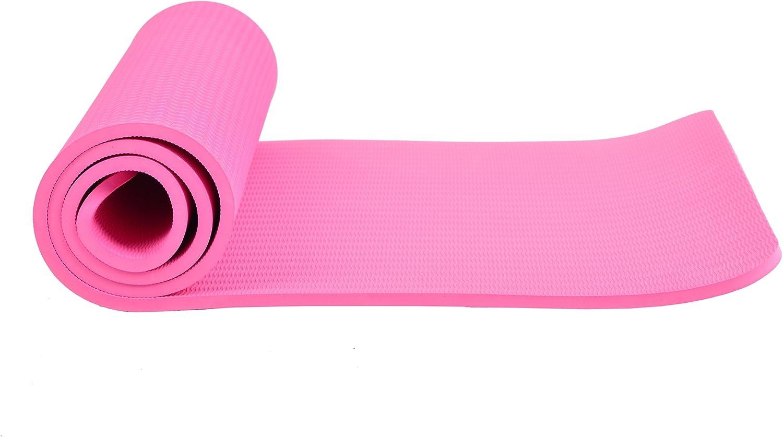 FA Sports Unisex-Adult Yogamatte Yogiplus Unilayer