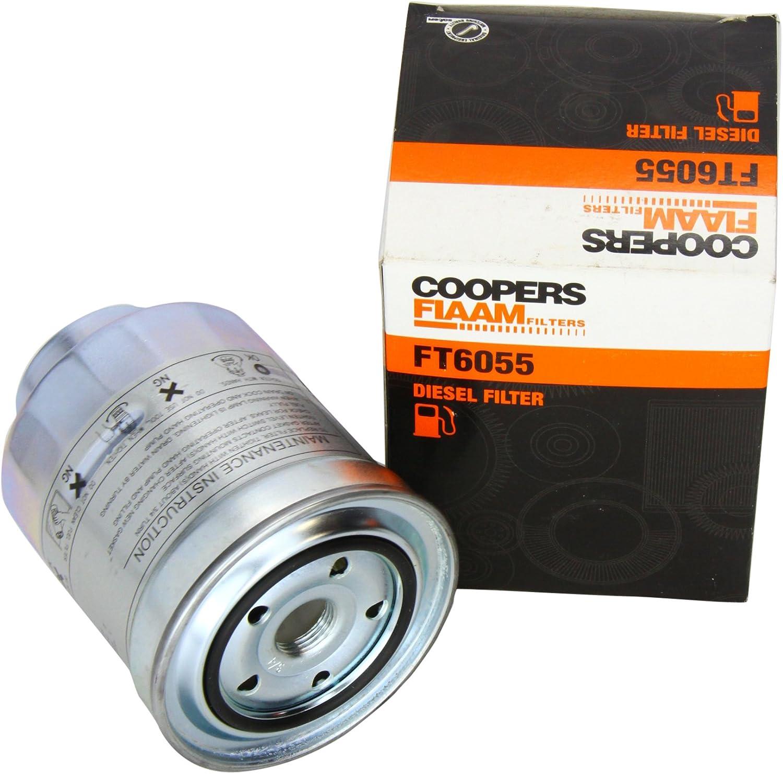 Coopersfiaam Ft6055 Kraftstofffilter Auto