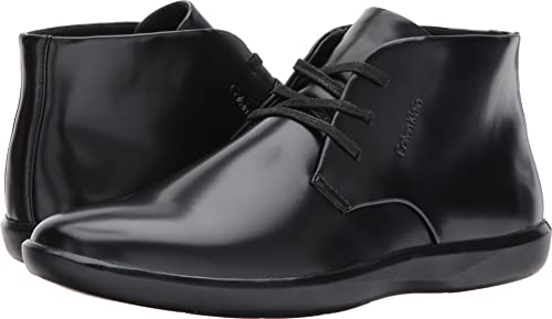 Calvin Klein MARCO BOX ACTION - Lace-ups - black
