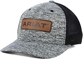 ARIAT Men's Box Logo Snapback Cap
