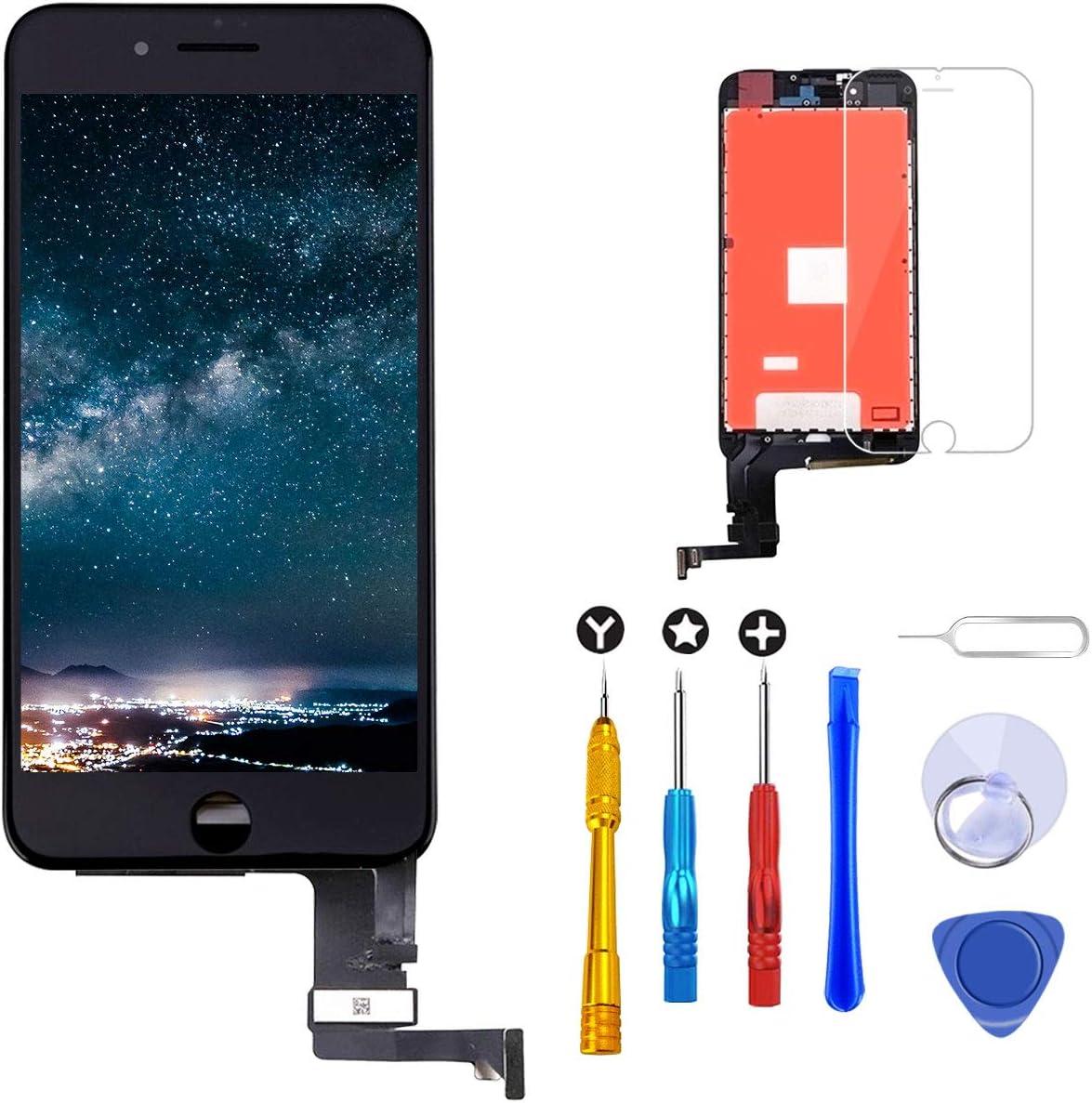 Brinonac Für Iphone 7 Plus Display Lcd Touchscreen Elektronik