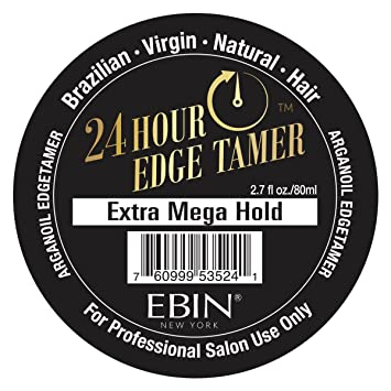 Ebin New York 24 Hour Edge Tamer - Best Edge Control for Curly Hair