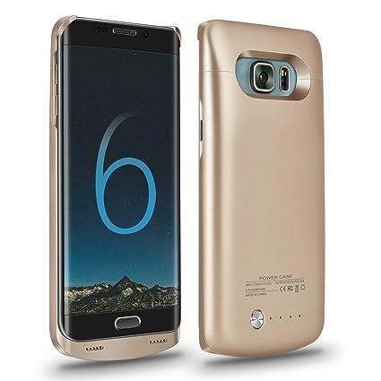 Amazon.com: Galaxy S8 carcasa de batería, paquete de 5000 ...