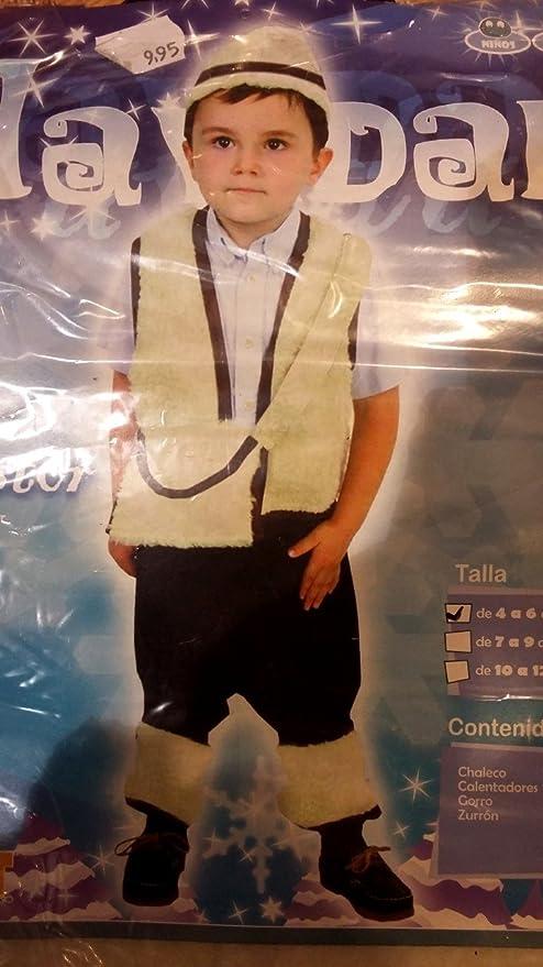 disfraz niño pastor 4-6 años: Amazon.es: Productos para mascotas