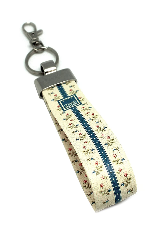 Amazon.com : Make Notes MN KR15 Key Ring - Vintage B ...