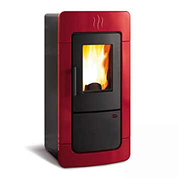 Extra Flame Agua Líder Pellet Horno 28,4 kW extra Flame Diadema ...