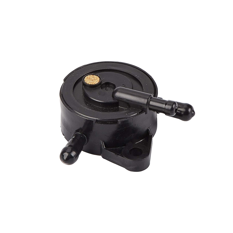 AKM Fuel Pump Replaces Kohler 24 393 16-S Briggs /& Stratton 808656 Kawasaki 49040-7001 John Deere LG808656 Briggs /& Stratton 491922 John Deere M145667