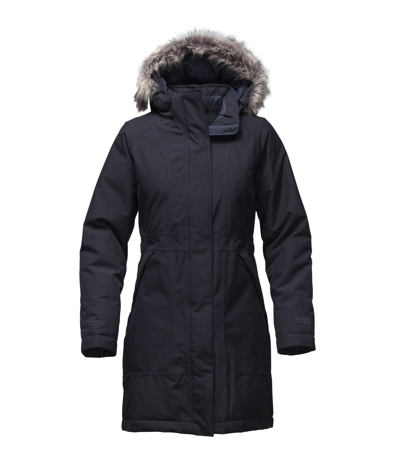 The North Face Arctic Parka Women's Urban Navy Heather Large