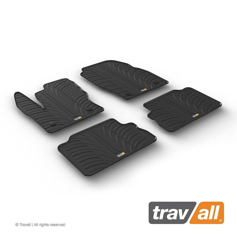 Travall/® Mats TRM1296 Tapis de Sol en Caoutchouc sur Mesure