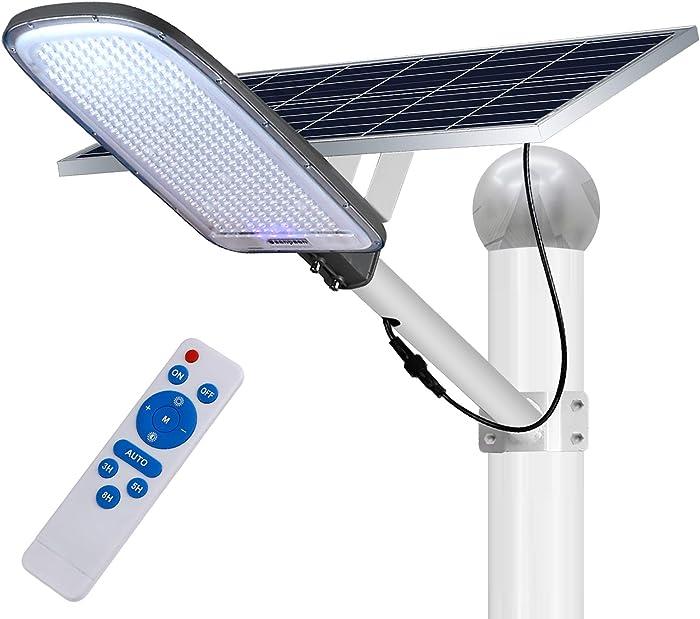 The Best Solar Power Led Garden Street Lights
