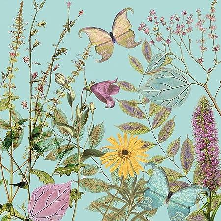 Great for Decoupage // Napkin Art Pack of 4 Napkins 33 x 33cm Butterflies