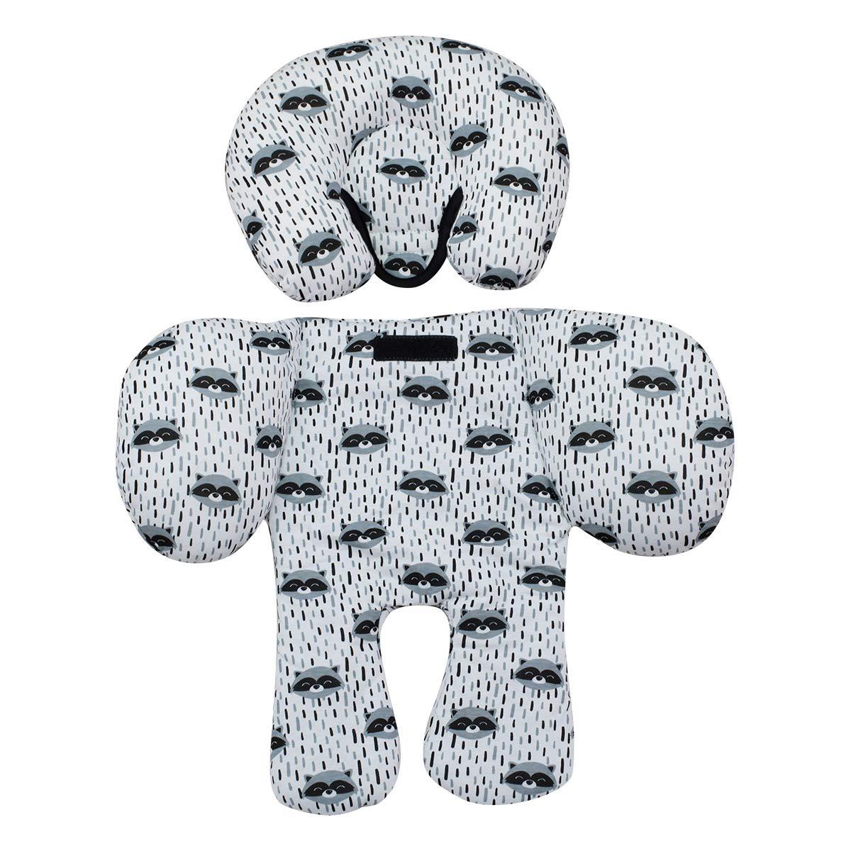 Amazon.com: Janabebé - Cojín reductor de cabeza de bebé y ...