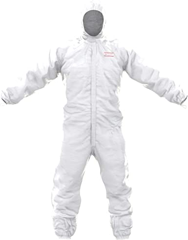 Traje de protección química SafeComfort Modelo H | PSA Cat. III ...