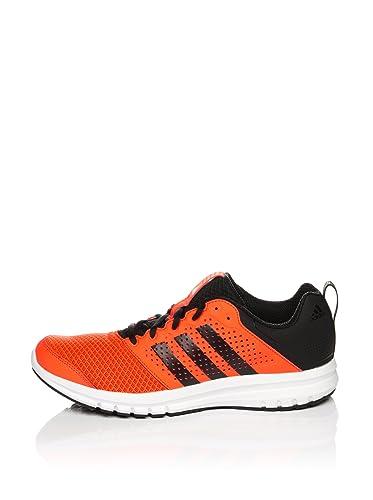 new product 7399d bb529 adidas Madoru M, Herren Laufschuhe, Orange - OrangeSchwarz - Größe EU
