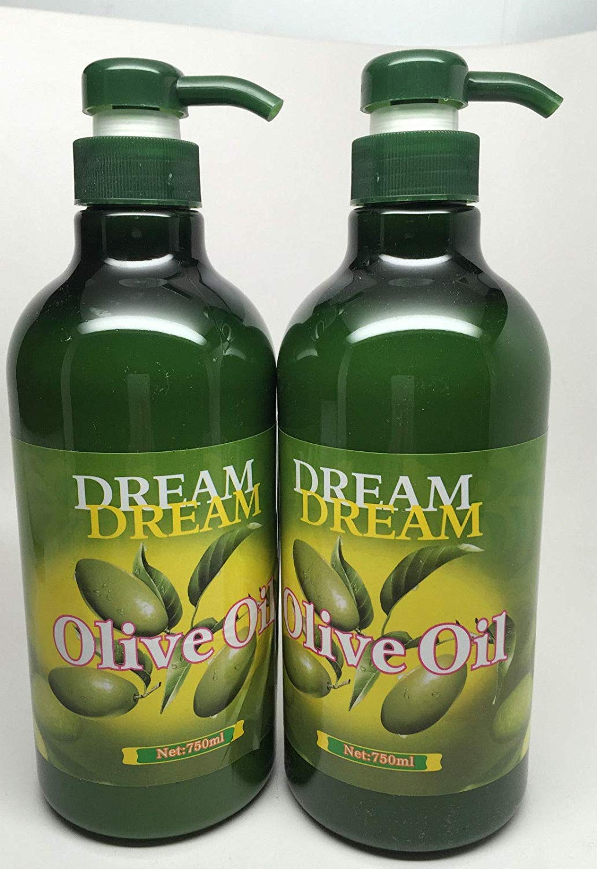 Dream Body Olive Oil 750ml (Pack of 2)