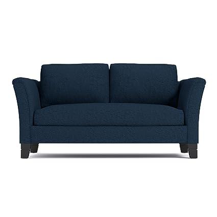 Amazon.com: Desoto Apartment Size Sofa, Baltic, 76\
