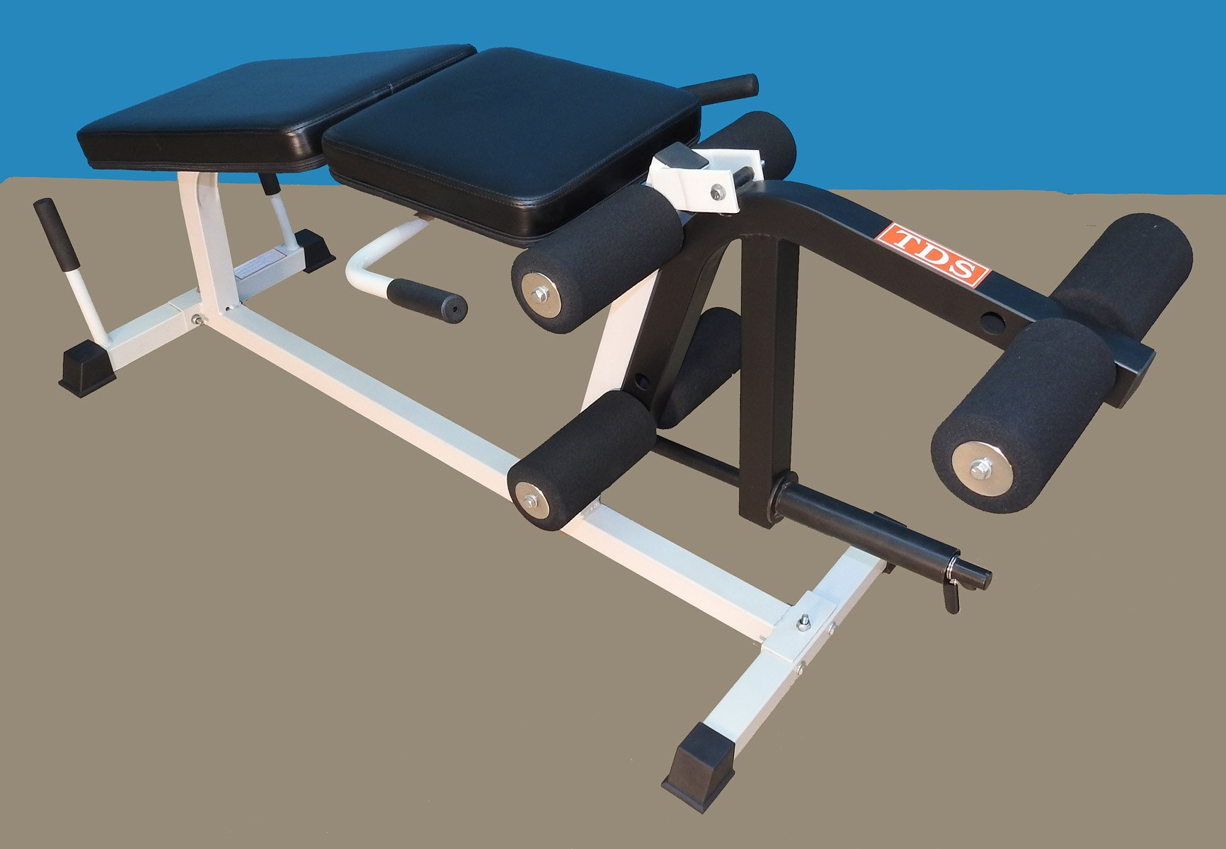 Leg Curl Extension Unit by TDS
