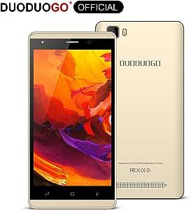 Moviles Libres 4G, Smartphone Libres Dual SIM 5 Pulgadas Android ...