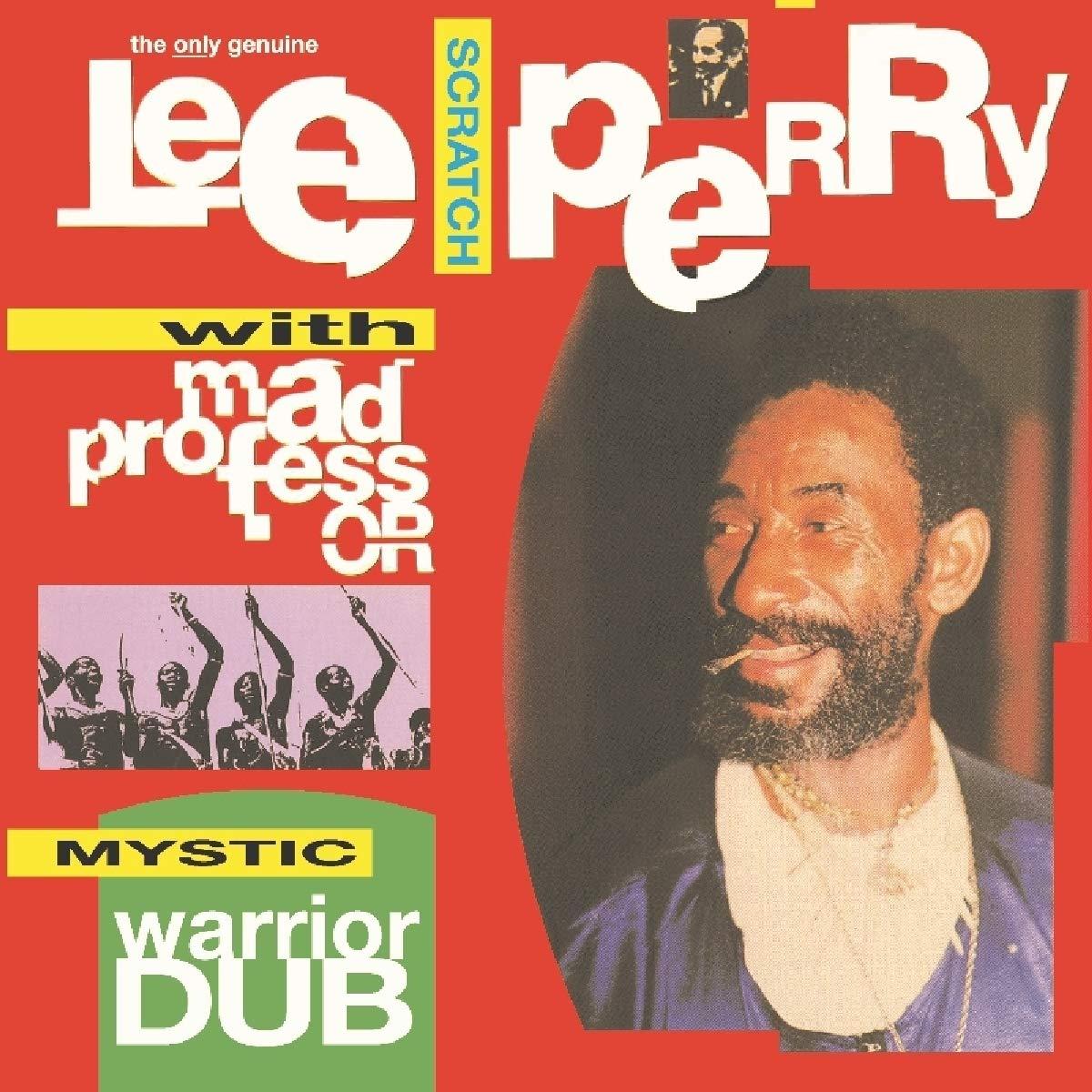 Vinilo : Lee Perry Scratch - Mystic Warrior Dub (LP Vinyl)