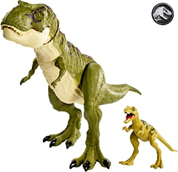 Jurassic World Legacy Collection Extreme chompin /'tyrannosaurus rex dinosaure jouet